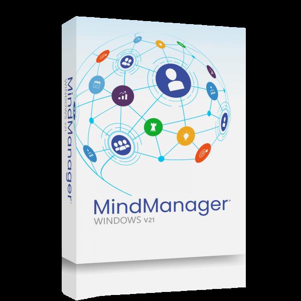 MindManager 21/13 (Bereitstellungsgebühr)
