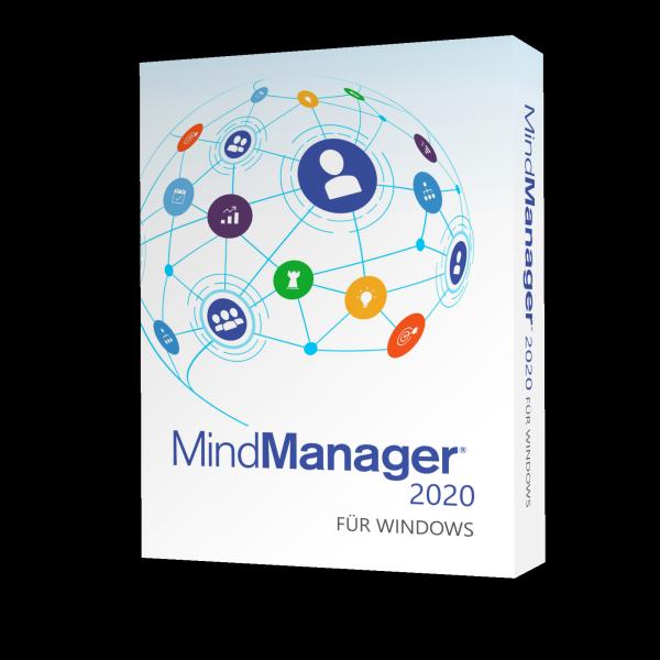 Mindjet MindManager 2020/12 (Bereitstellungsgebühr)